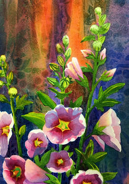 ann hart watercolor